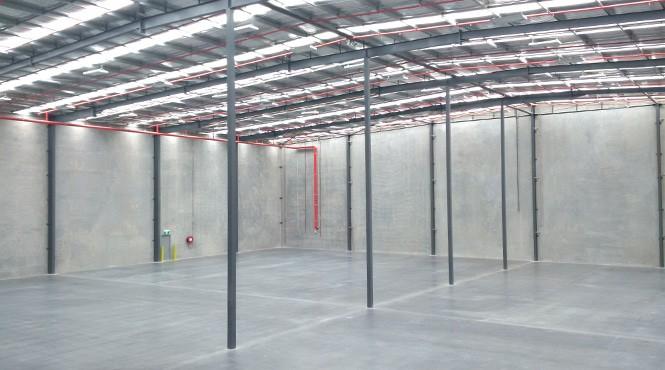 Warehouse concrete floors need protection