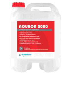 AQURON 2000 - Ultimate Concrete Treatment