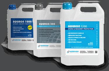 AQURON - colloidal silica hydrogels