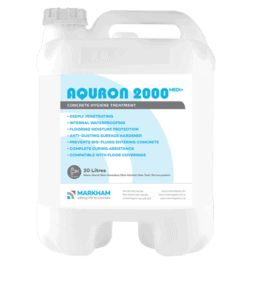 AQURON 2000 MEDI+ - Concrete Hygiene Treatment