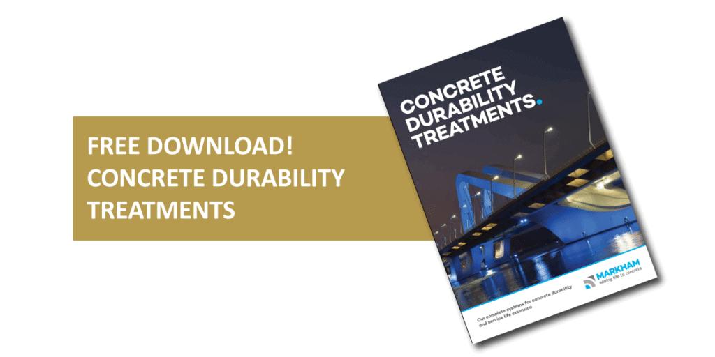 Markham concrete durability treatments