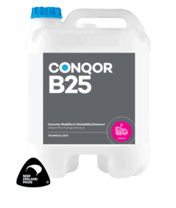 CONQOR B25 - Concrete Stability & Workability Enhancer