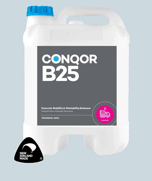 CONQOR B25 - Concrete Stability & Workability Enhancer