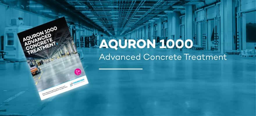 AQURON 1000 - Advanced Concrete Treatment