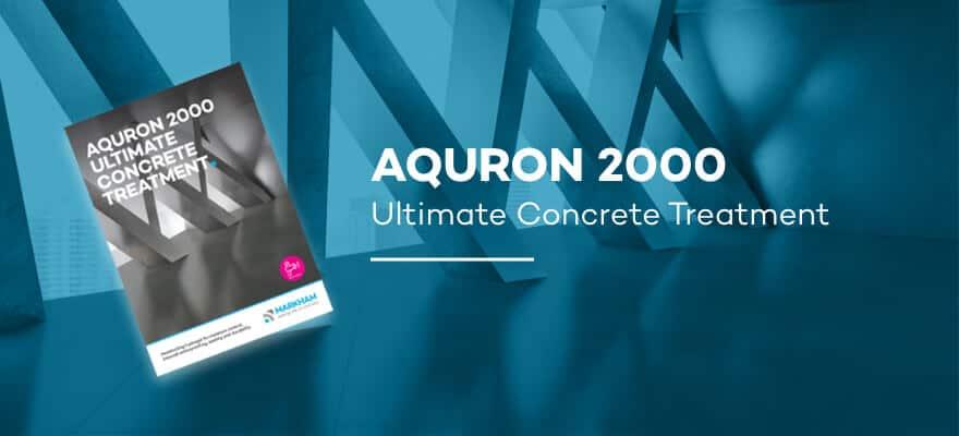 AQURON 2000 - Ultimate Concrete Treatment