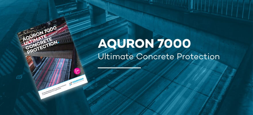 AQURON 7000 - Ultimate Concrete Protection