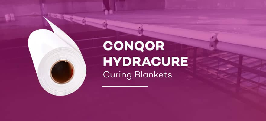 CONQOR HYDRACURE - Curing Blankets
