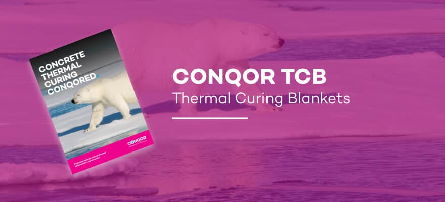 CONQOR TCB - Thermal Curing Blankets